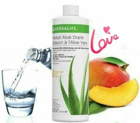 Aloe Mango # Herbal Aloe # Aloe Concentrate # Herbal life # Herballife
