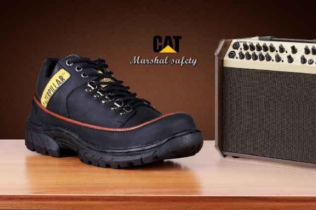 Sepatu Caterpillar Boots Safety Sneakers Olahraga / Running / Sport jogging casual sneakers nike adidas boots sekolah anak formal kets slip on slop loafers sandal kerja proyek safety shoes dinas santai kickers puma caterpillar kuliah pria dan wanita