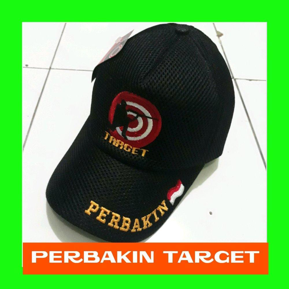 Topi PERBAKIN TARGET di lapak Fashion depok bahrudin_tanjung