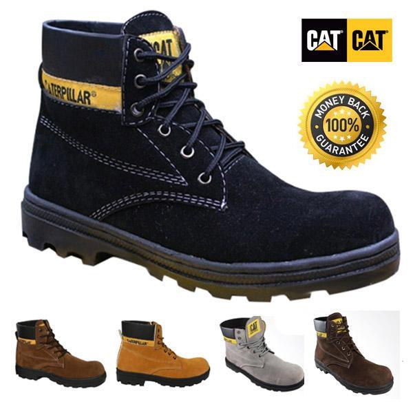 Sepatu caterpillar boots safety. sepatu pria sepatu gunung caterpillar  sepatu safety caterpilar safety shoes sepatu b99dff4db6