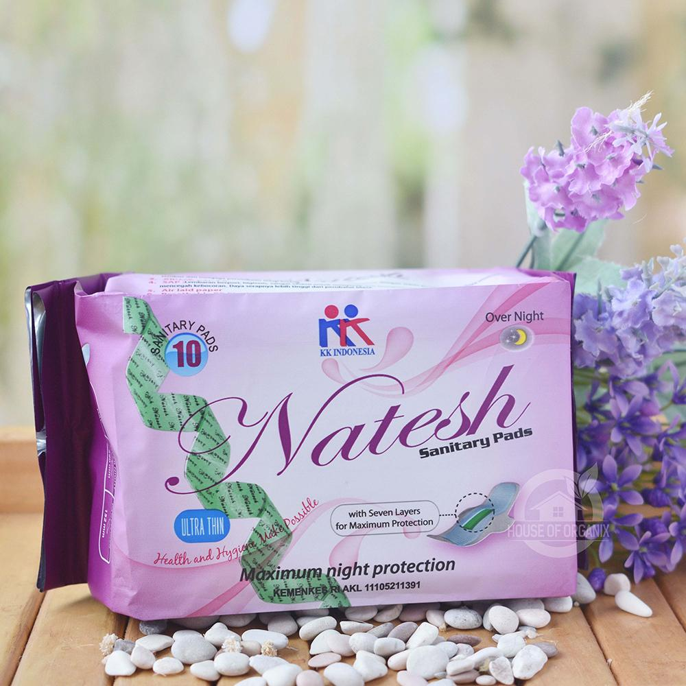 Buy Sell Cheapest Natesh Night Best Quality Product Deals Pembalut Herbal Day Over