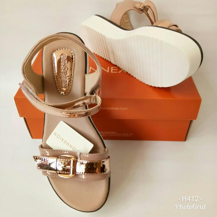 Sandal Connexion B1320PK711, sandalwanita, sandalbranded, sandalcasual, sepatusandal, sandal Variasi 38