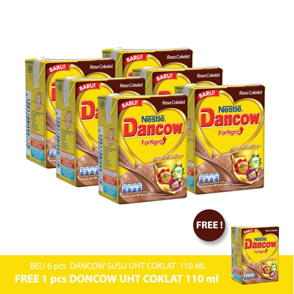 Jual Susu Uht Terbaik Termurah Indomilk Kids Isi 40 Kotak Dancow Coklat 110ml 6pcs Gratis 1 Pcs