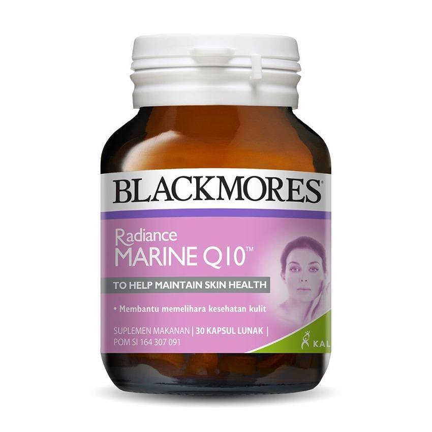Blackmores Radiance Marine Q10 By Lazada Retail Blackmores
