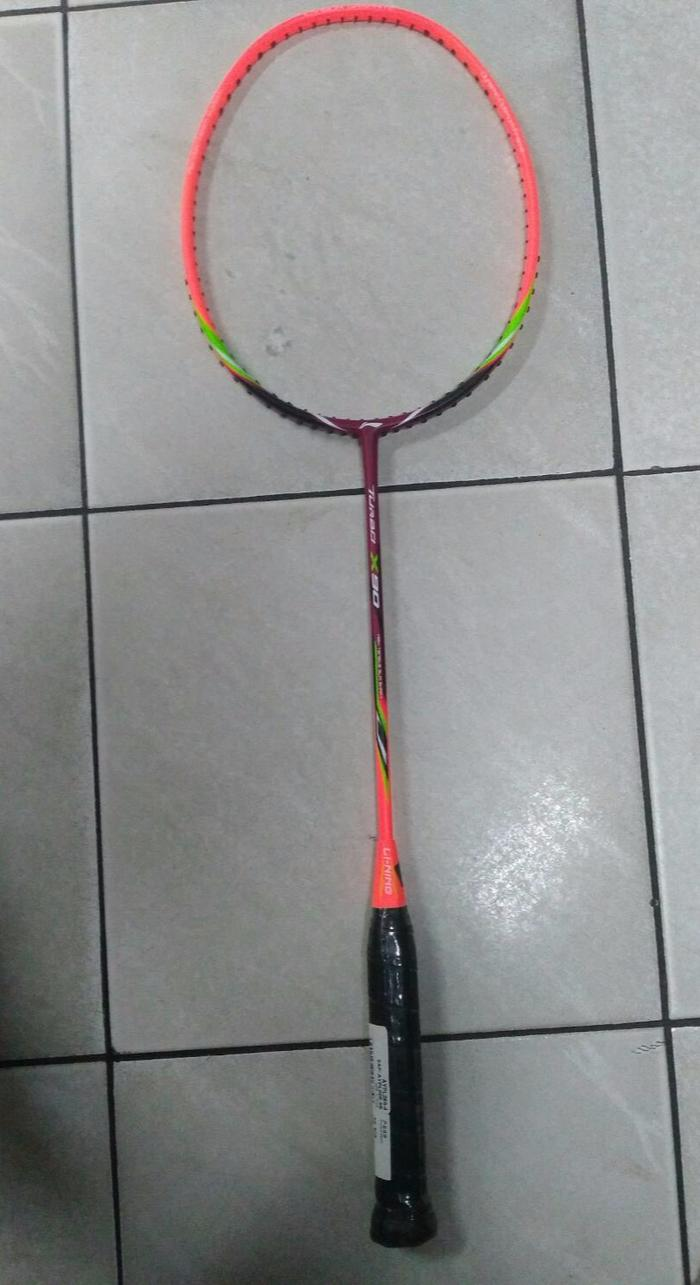 Buy Sell Cheapest Hot Item Lining Best Quality Product Deals Raket Badminton Original Turbo X90 Gen 1 Bulutangkis Ready Stock