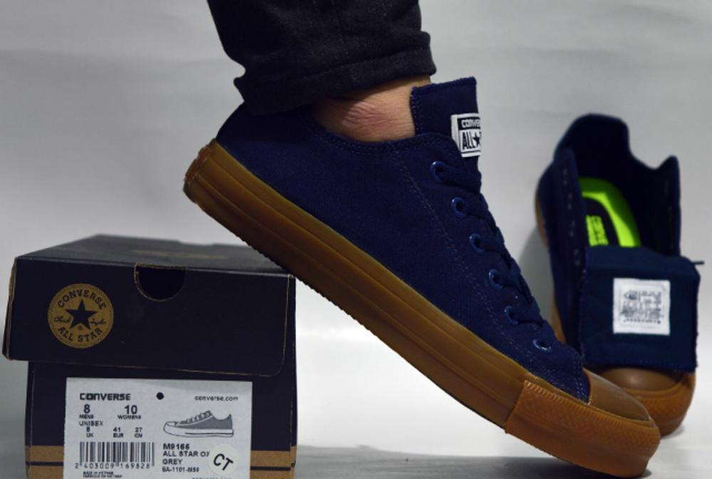 Jual sepatu converse chuck taylor sole gum  Fashion