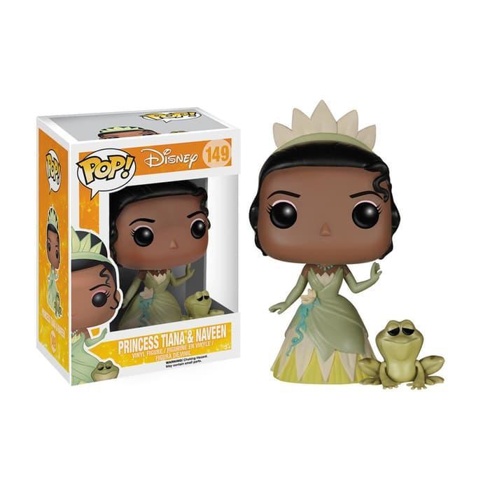 Milea Secret's - Nisa Dress - Dress Wanita. Source · Funko The Princess And The Frog - Princess Tiana And Naveen POP! Viny