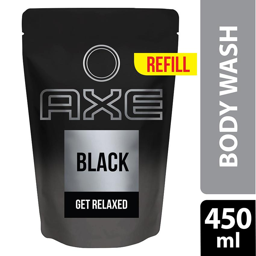 Axe Bodywash Black Reffil 450ml By Lazada Retail Axe.