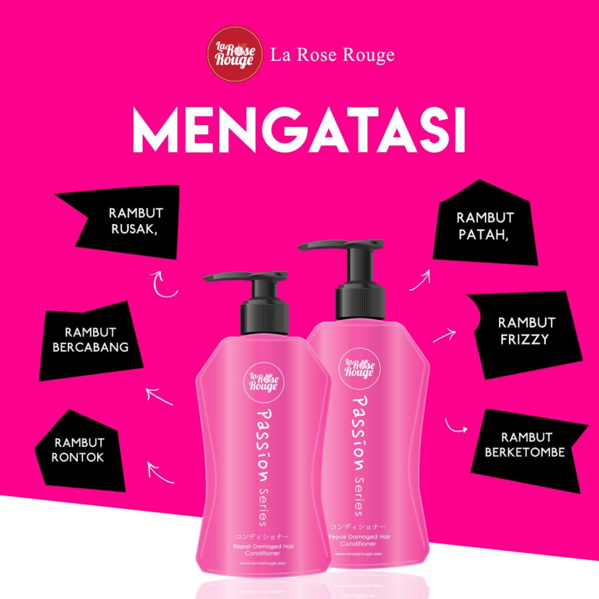 Toko Indonesia Best Buy Perawatan Rambut Akar 04 11 18 Bio Herbal Shampoo Ginseng Shampo Bpom La Rose Rouge Paket 1 Set Dan Conditioner Original Seller Frizzy Hair Rusak Japan And