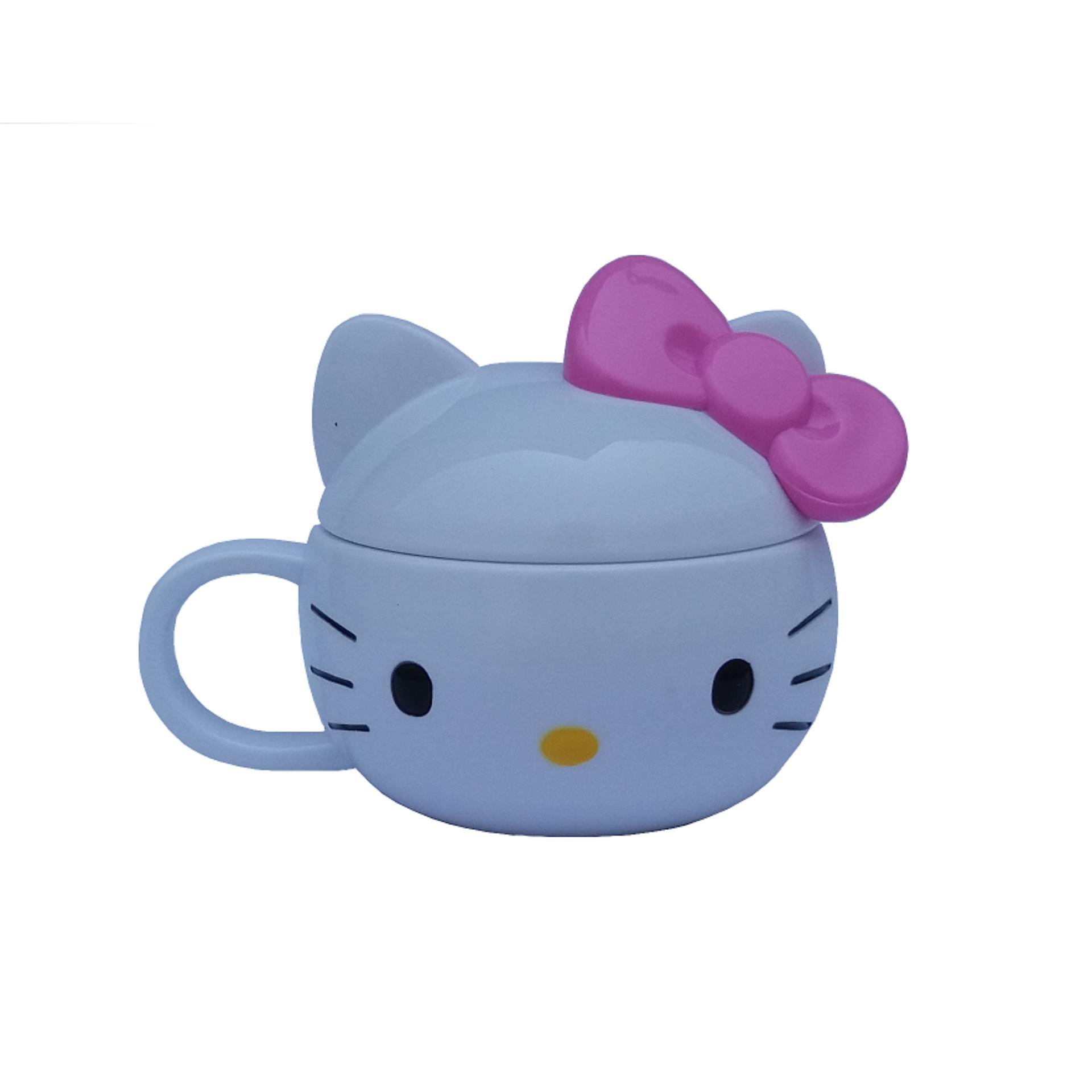 Hello Kitty Karakter Cangkir Plastik HK-209