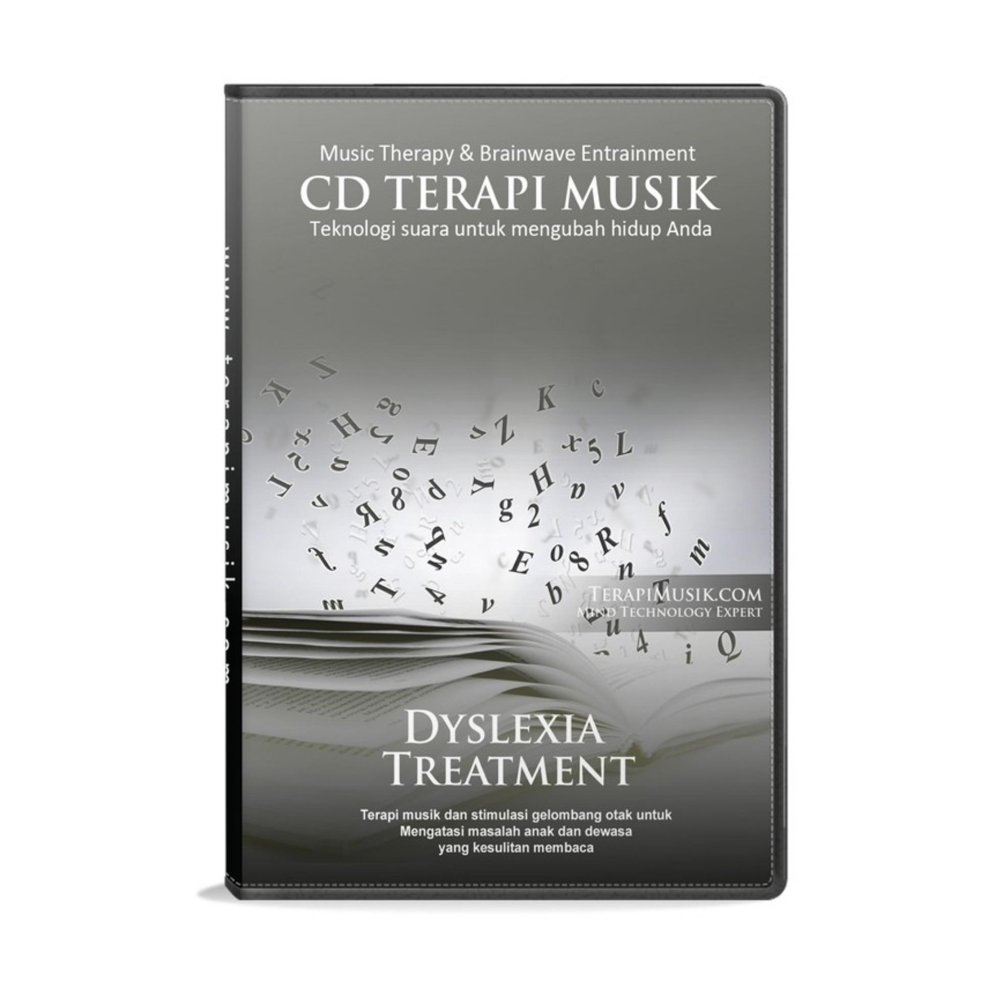 Terapi Musik Dyslexia Treatment (mengatasi Kesulitan Membaca Karena Disleksia) By Terapi Musik.