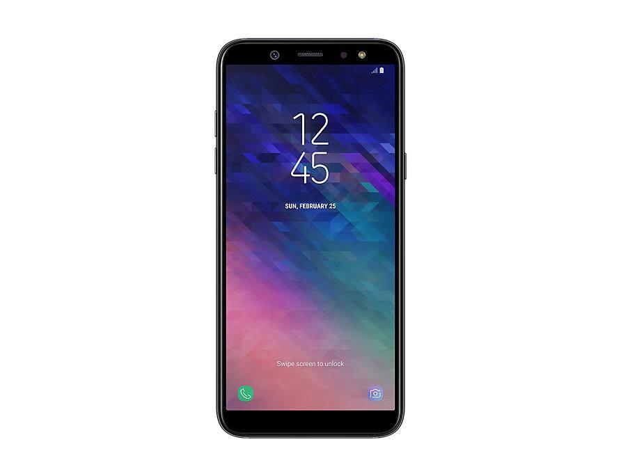Samsung Galaxy A6 - 3/32 - 4G LTE - Black