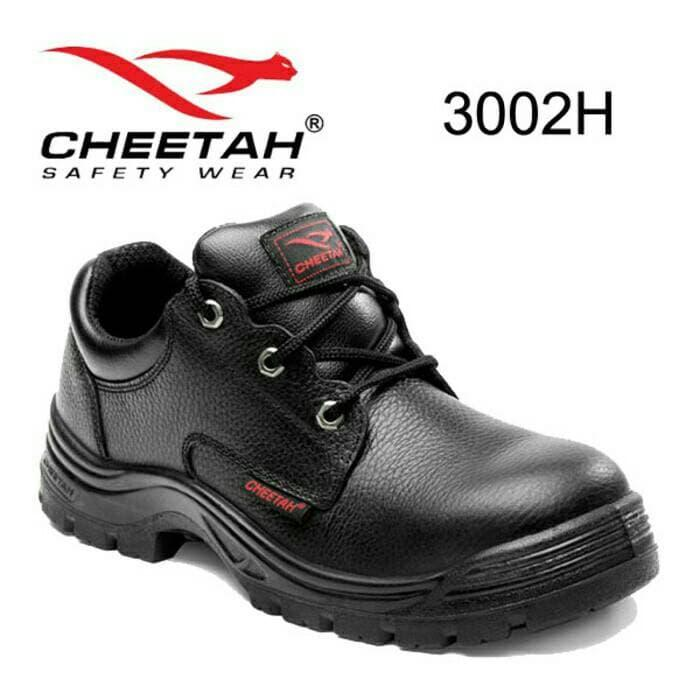 HOT PROMO!!! SEPATU SAFETY CHEETAH 3002H - XFCeQz