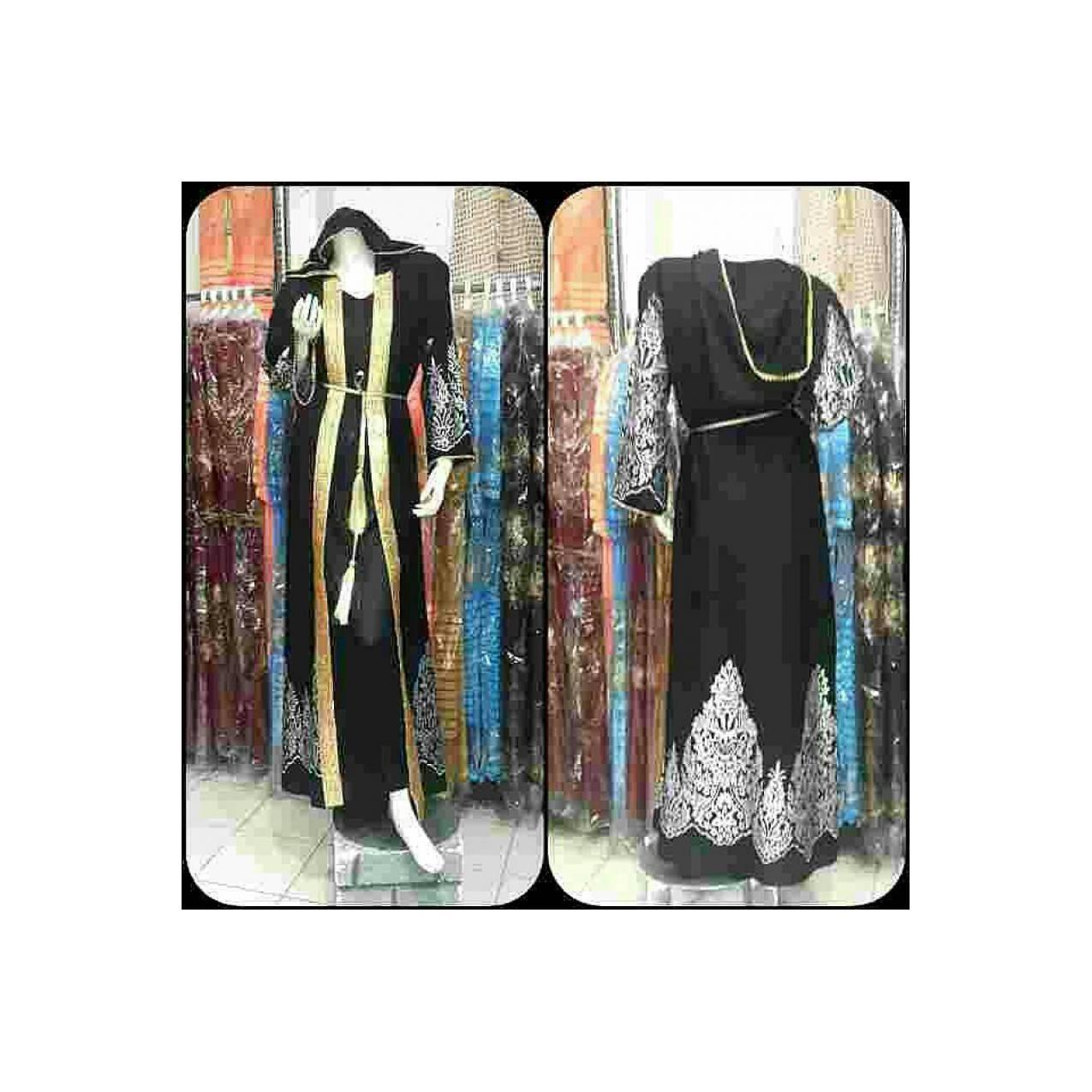 Dress Ori Saudi / Abaya Saudi