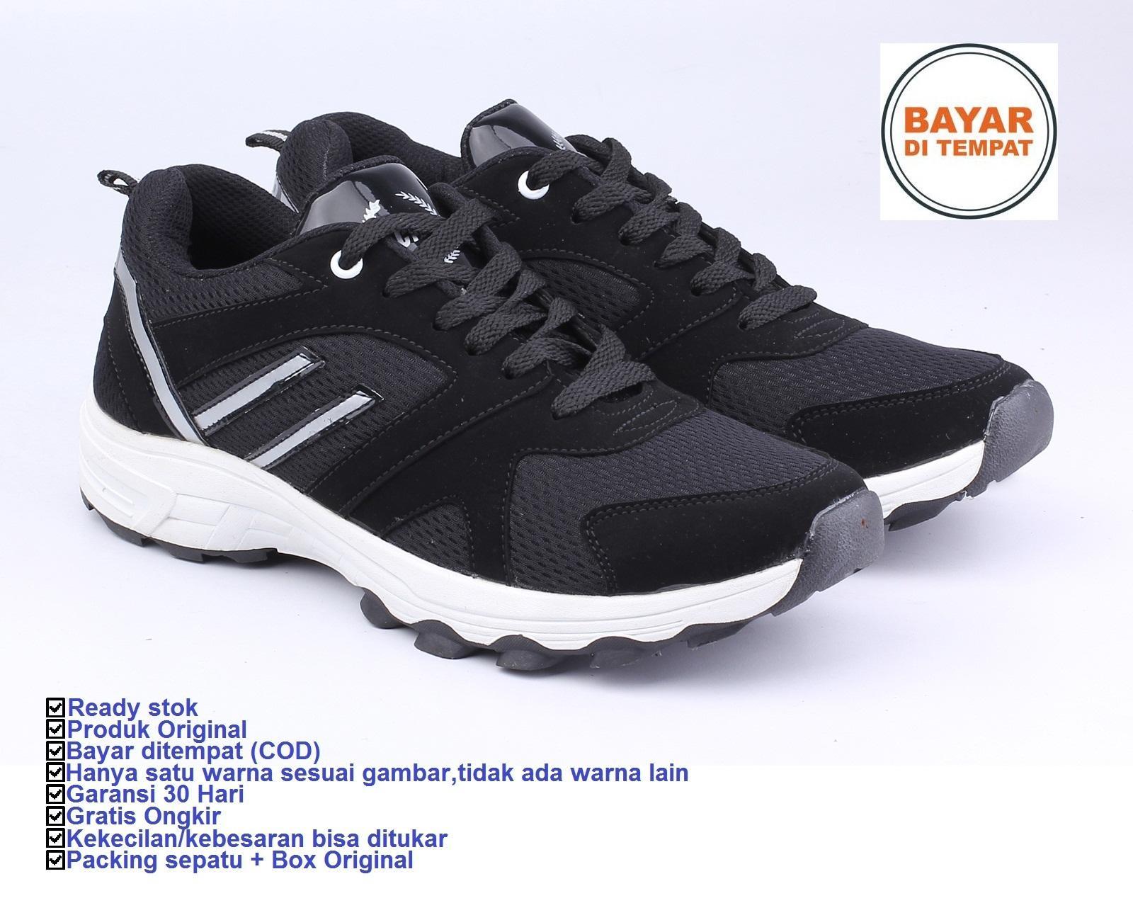 Catenzo Sepatu Olahraga Lari Running Fitnes Aerobik Senam Sekolah Kuliah Kerja AT103 Trendy Best Seller Running