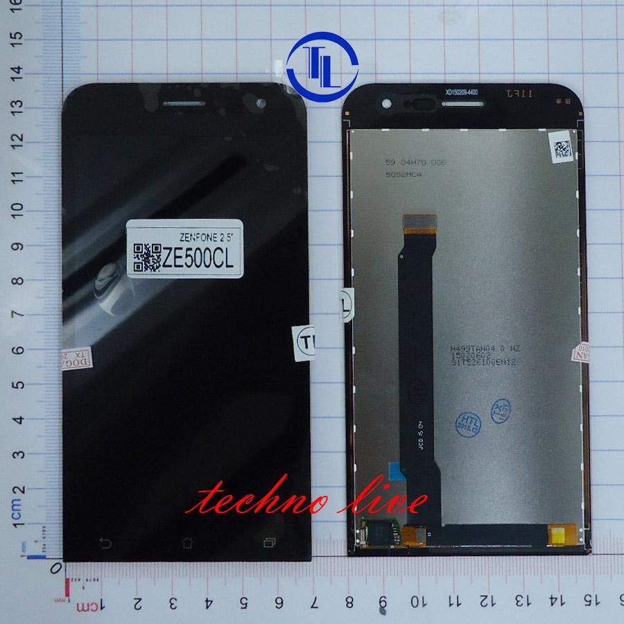 LCD ASUS ZENFONE 2  ZE500CL Z00D FULLSET genzatronik