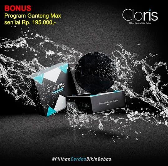 Sabun Muka Penghilang Bekas Jerawat Untuk Pria Cloris Men Soap