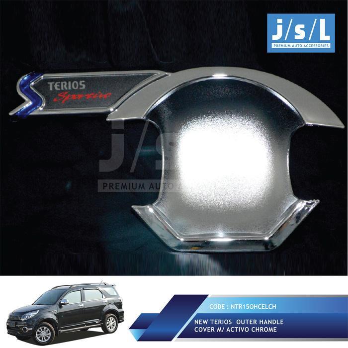 New Daihatsu Terios Aksesoris Mobil Outer Handle Cover Activo JSL