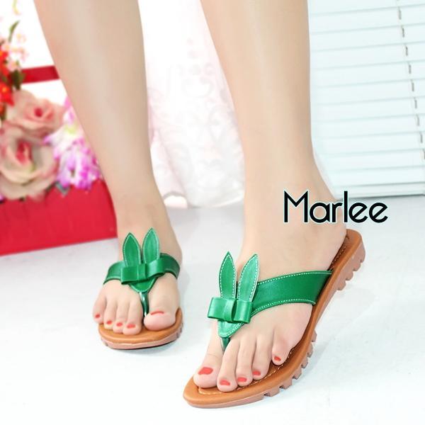 Sandal Flat Flip Flop Wanita DN-25