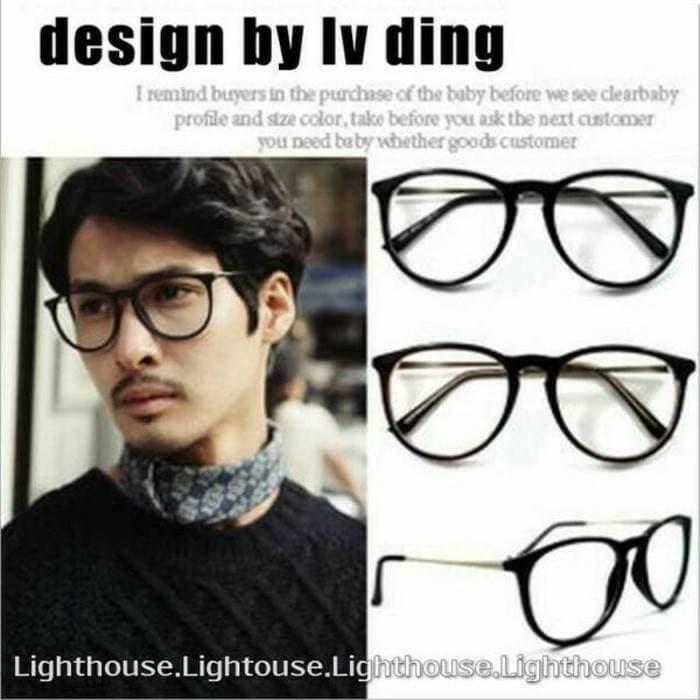 DISKON kacamata erika lensa photochromic TERMURAH