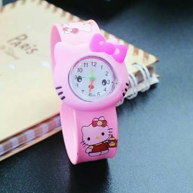 jam tangan anak karakter tepuk