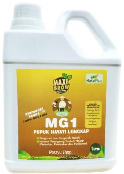 Harga preferensial Pupuk Agensi Hayati Lengkap MaxiGrow MG1 - Pupuk Hayati Lengkap Organik terbaik murah -