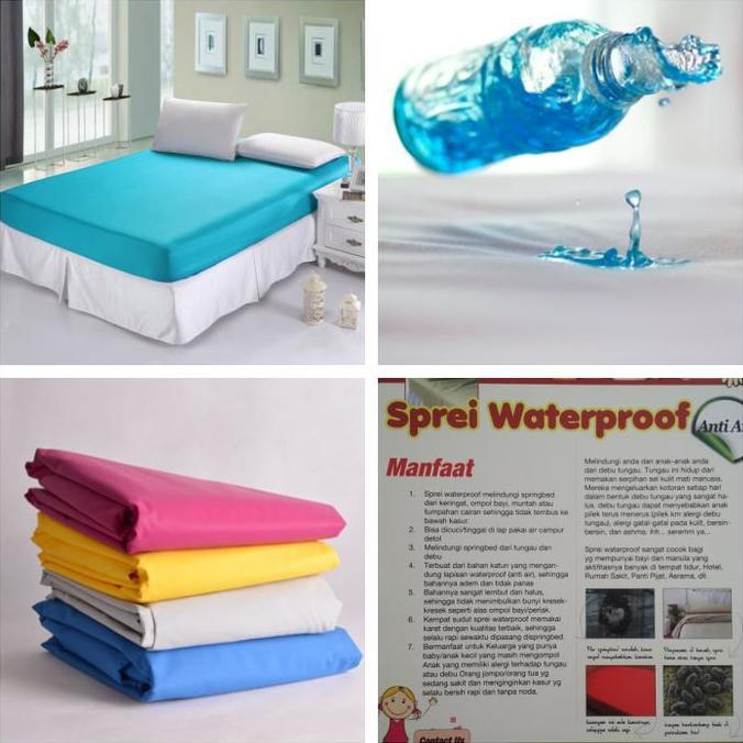 SPREI ANTI AIR (WATERPROOF) CHELSEA UK. SINGLE HARGA RESELLER - JDOAIHTG