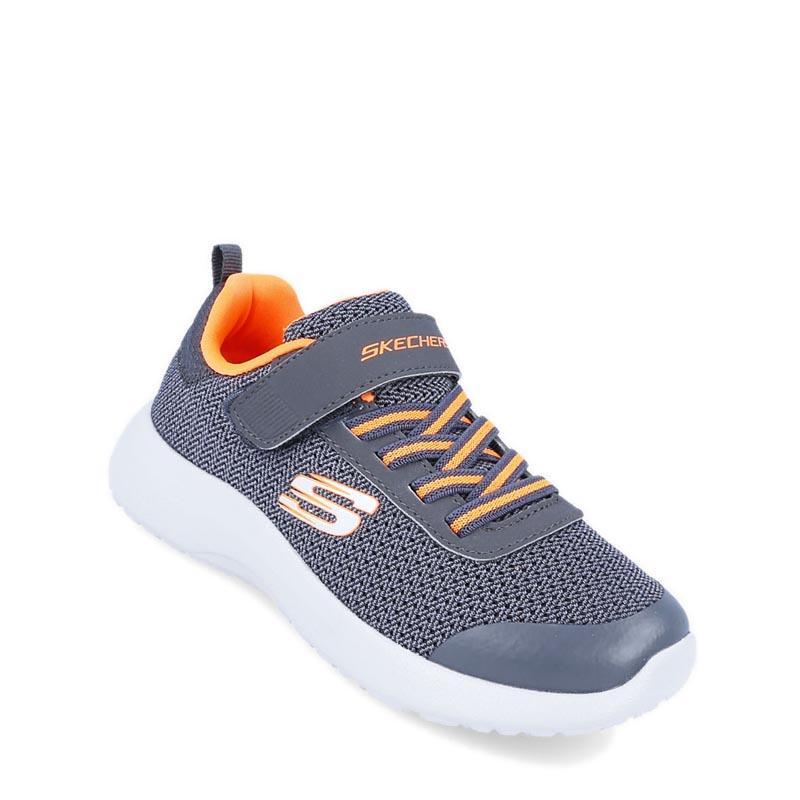 Skechers - Dynamight - Ultra Torque Sepatu Olahraga Sneakers Anak Laki-laki  - Abu- c725e81474