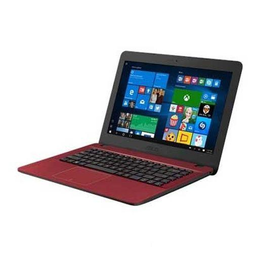 ASUS X441UA-GA313T - Core i3-7020U - 1TB - 4G DDR4 - WIN 10 home - ODD - 14 HD - RED