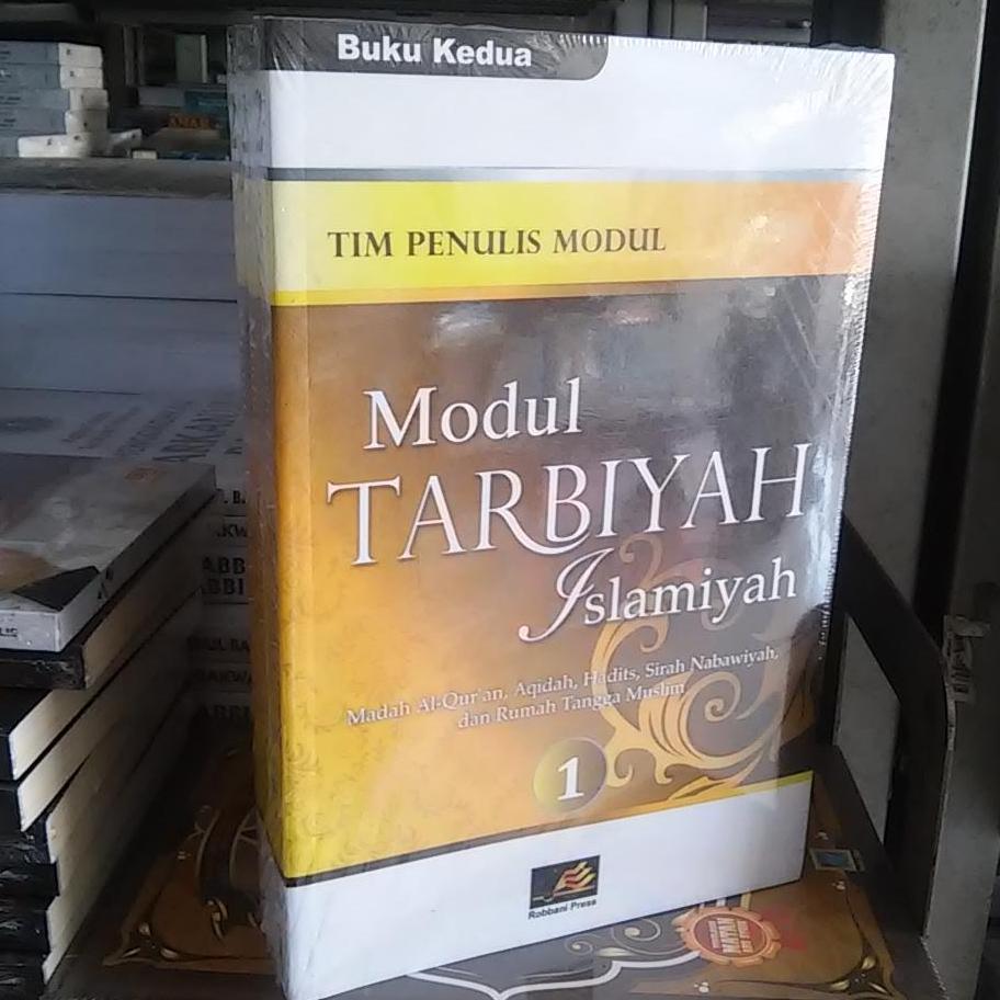 Buku Modul Tarbiyah Islamiyah - Marhala Muayyid