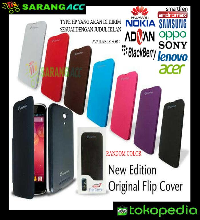 FLIP COVER MODEL ORI FOR ACER LIQUID Z200