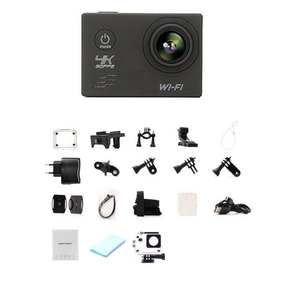 QNSTAR F60 Wifi Action Camera 16Mp 170 Degree Wide Angel Sports Dv Waterproof
