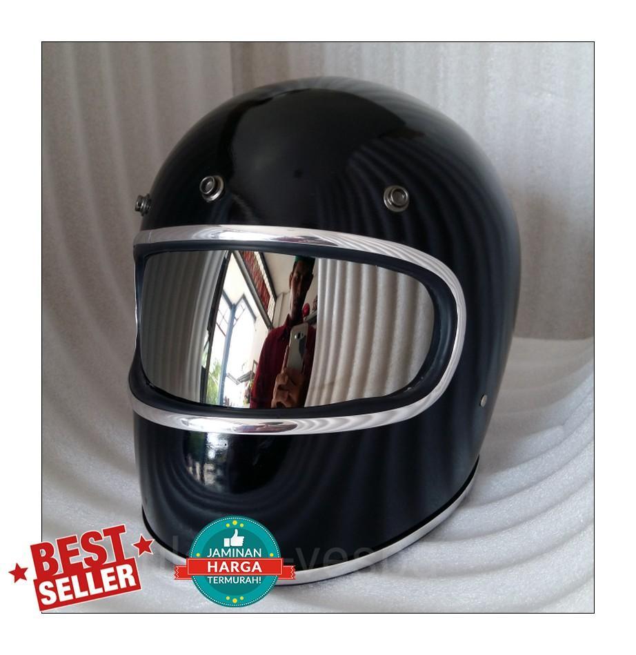Inner visor helm cakil kaca bogo bell star mika krum jepit ink kyt agv - Pelangi