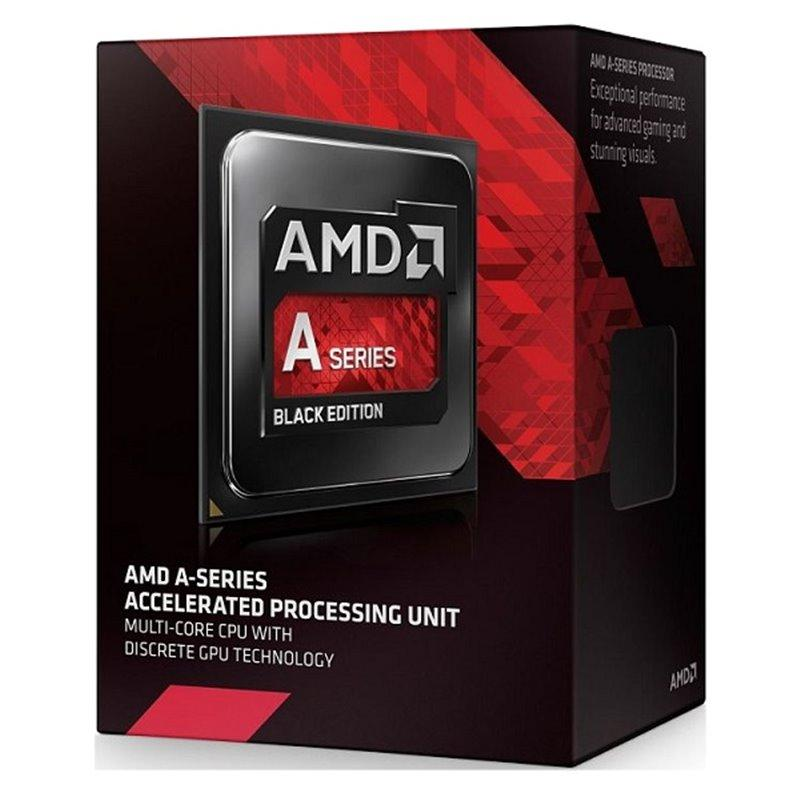 Processor AMD Kaveri A6-7400K (Radeon R4 series)3.5Ghz Socket FM2+ AD740KYBJABOX