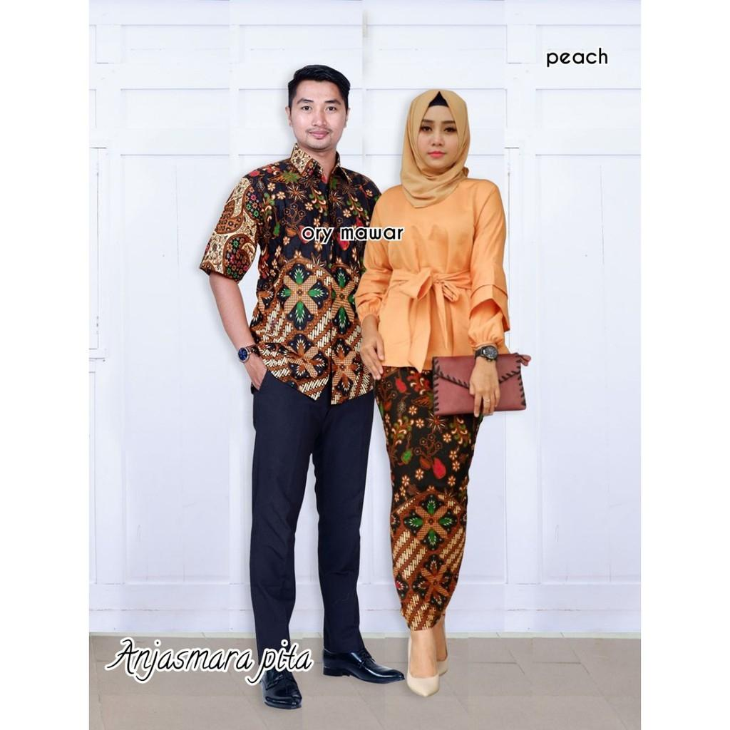 Kumpulan Harga Baju Batik Atasan Pita Terlaris Indonesia Daster Cap Rdt001 18 Couple Modern Sarimbit Kondangan Keluarga Terbaru Anjasmara