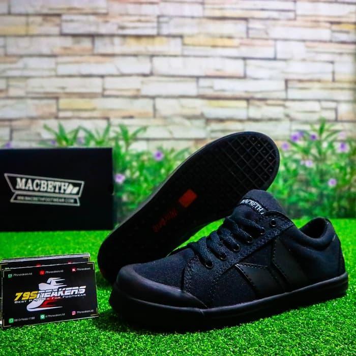 Sepatu Macbeth Vegan Man Premium Original - UDH3 - 3 - 7zmMXb