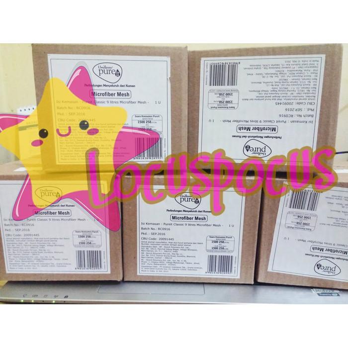 Pureit Unilever Microfiber Mesh Saringan Micro Fiber Pure It Classic 9 - Gi28te