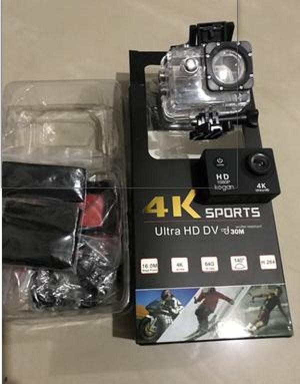 Action Camera Non WIFI KOGAN GO PRO HD 4K Camera Sport Camera Waterproof New