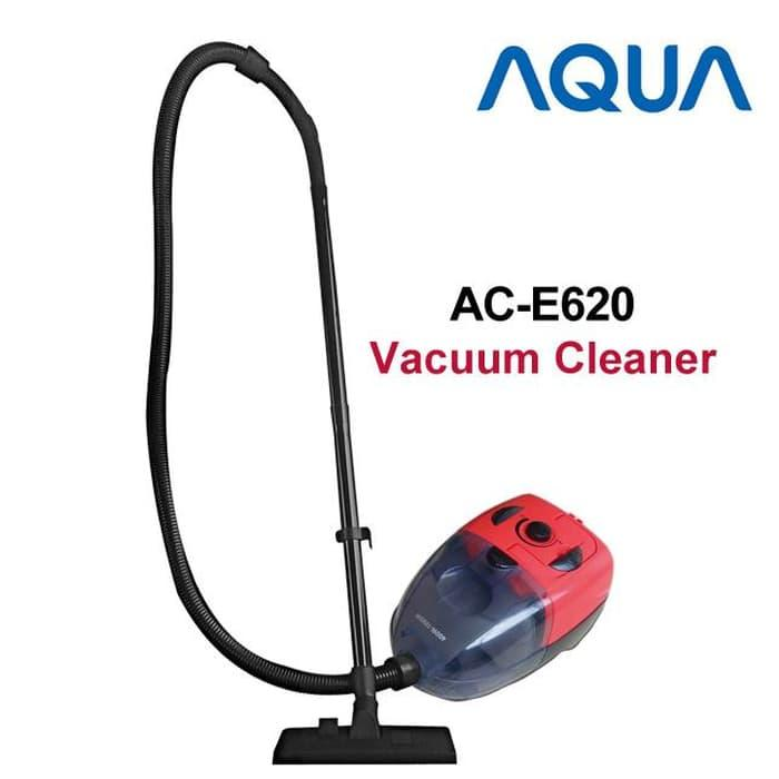 Vacuum Cleaner AQUA AC-E620 ||| vacum cleaner idealife usb rumah mobil mini portable krisbow karpet bolde panasonic robot sharp black decker philips