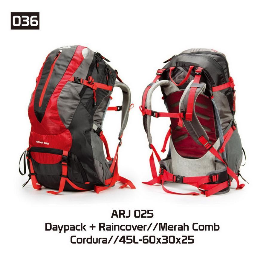 Promo Tas Ransel Gunung Murah / Tas Daypack Carrier Outdoor Setara Eiger Diskon