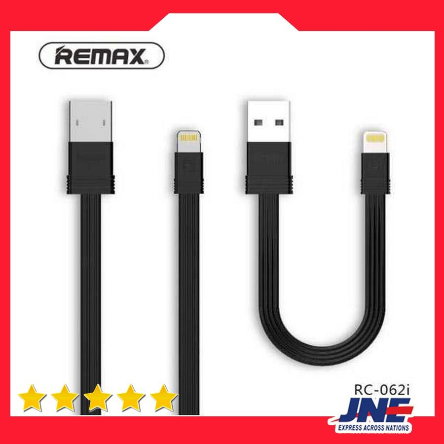 Kabel Data | Kabel Charger Remax Tengy 2 in 1 Lightning USB Cable - RC-062i