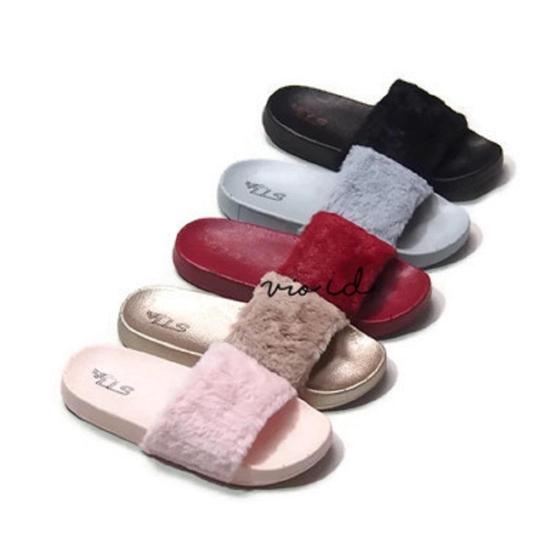 Koleksi Sandal Selop Wanita Termurah Lazadacoid