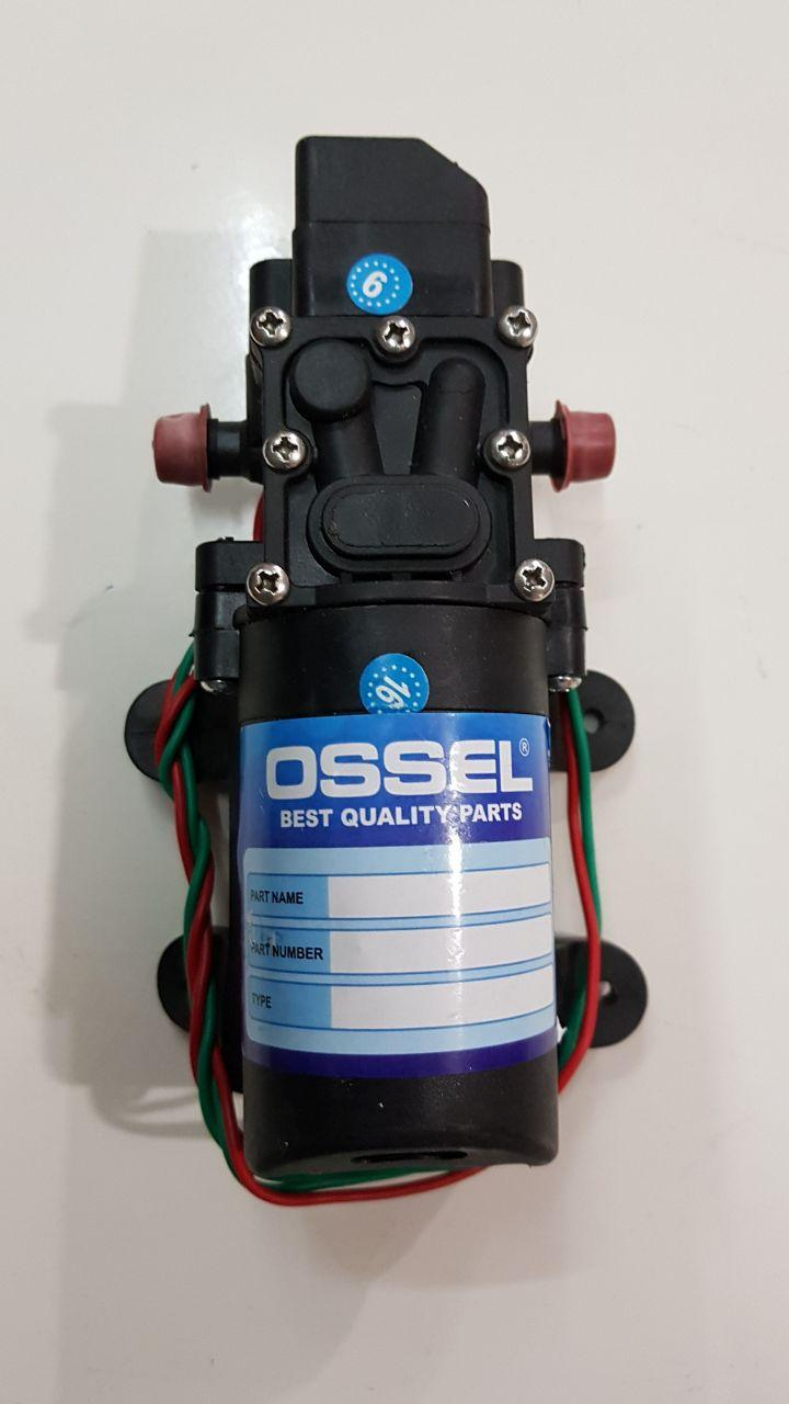 Pompa Air OSSEL 12 Volt DC Water Pump 70 Psi