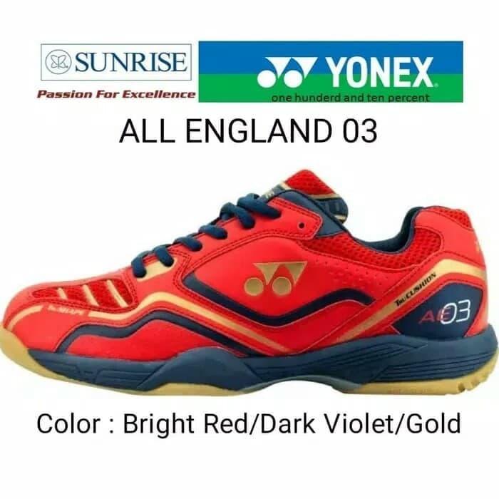 Jual Sepatu   Pakaian Olahraga Yonex Terbaru  8d8167cc82