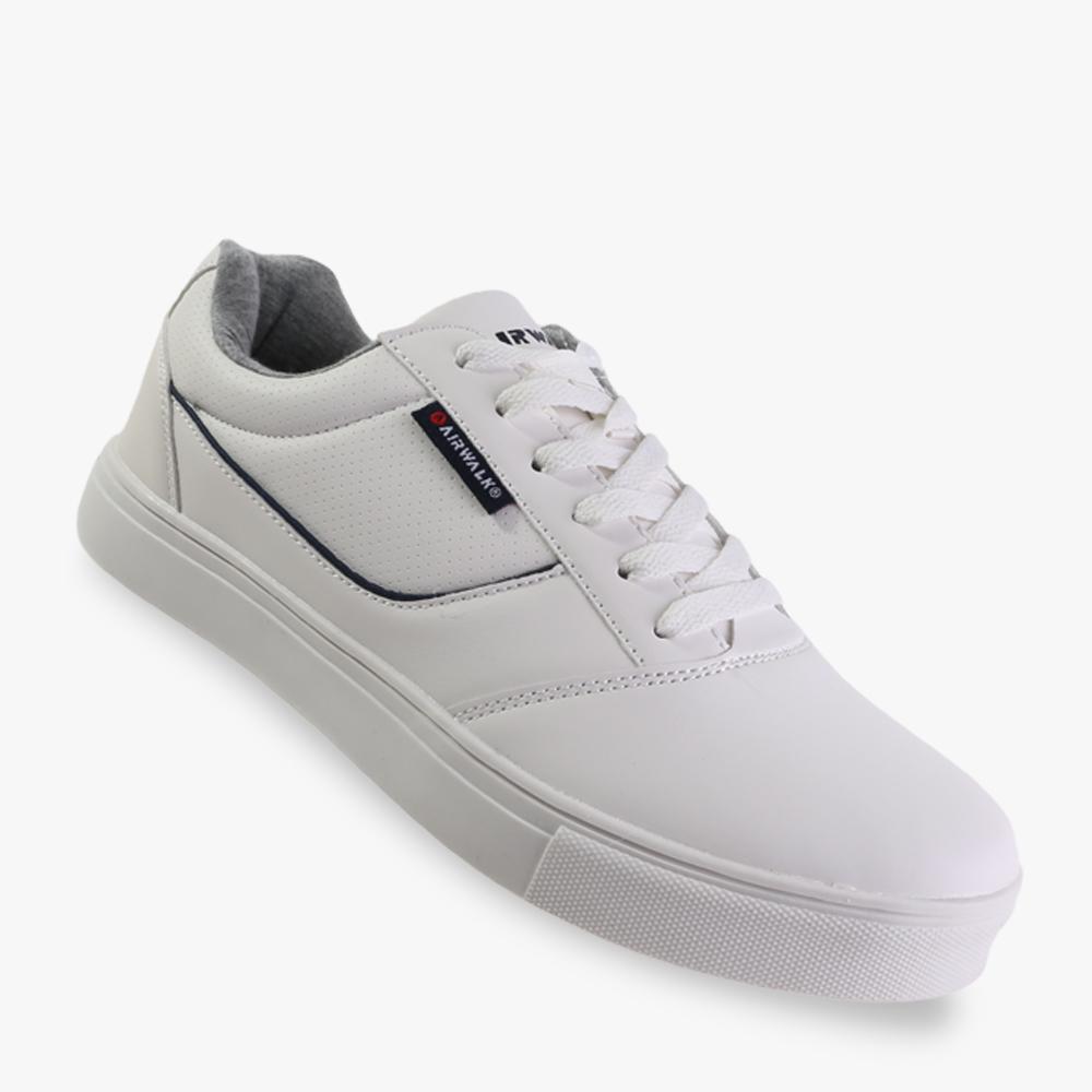 Airwalk Korbin Sepatu Sneakers Pria - Putih 11626e62e5
