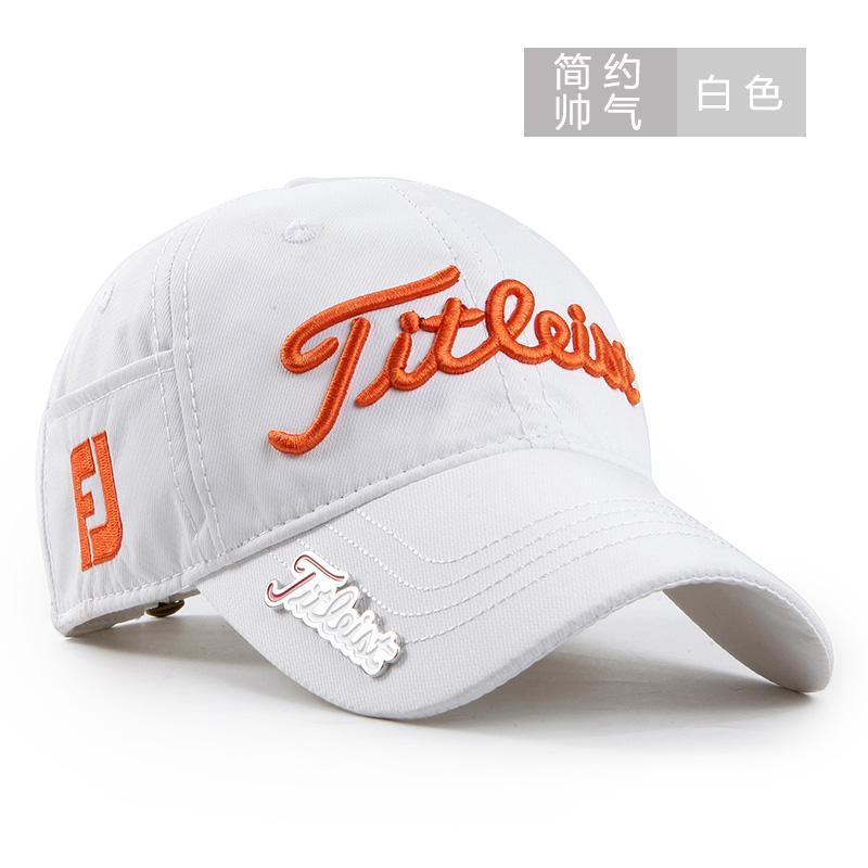 ... Topi Bisbol Pria Topi Pelindung Sinar Matahari Matahari Luar Rumah Musim Gugur Kebugaran Warna Jingga