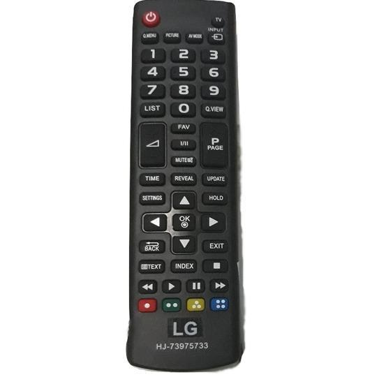 LG Remote Control TV LG Lcd Led