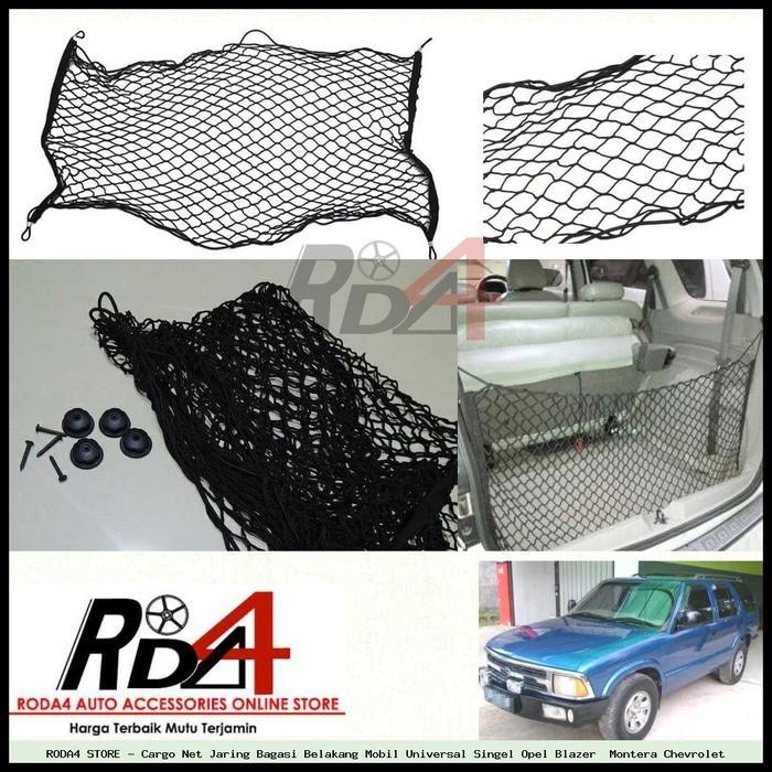 Cargo Net Jaring Bagasi Belakang Mobil  Opel Blazer  Mo
