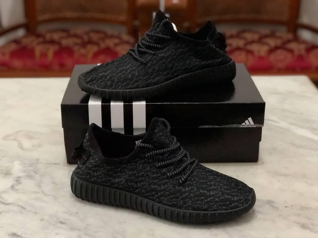 fadfe22627a57 ... coupon code for adidas yeezy boost black uk 39 45 f338b 0986b