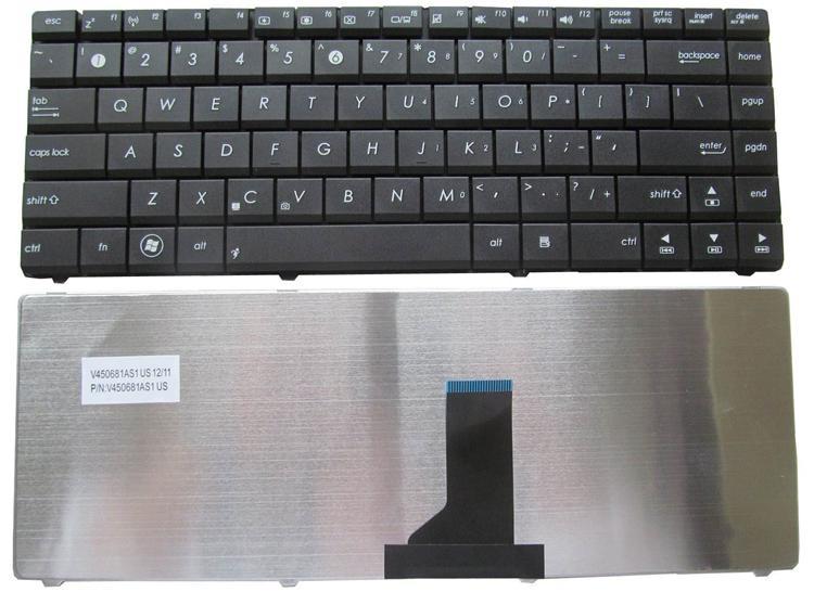 ASUS Keyboard Laptop ASUS A42 A42D A42F A42J A42JC A43 K42 K42D K42J K43 N43J N43S N82 N82J UL30 UL30V UL80 X42 X42J X43 X43B X43J X43S X45U X84 X84H X84L Series